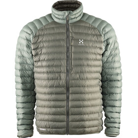 Haglöfs Essens Mimic Jacket Men beluga/lite beluga
